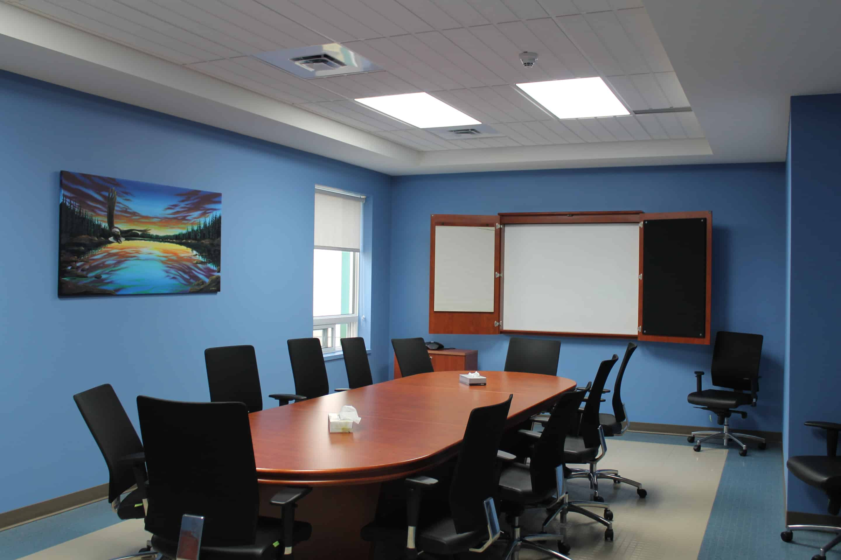 Boardroom available for rent